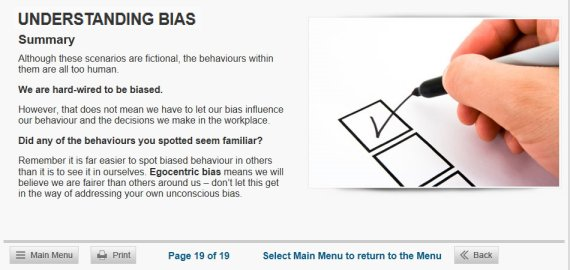 unconscious bias and prejudice diversity